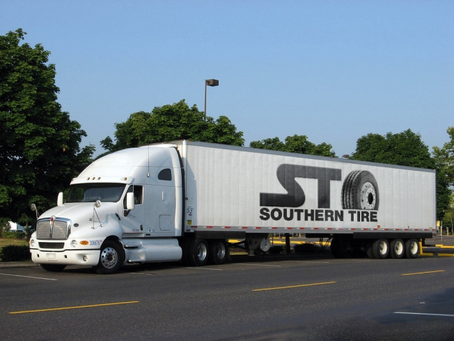 Southern Tire Truck