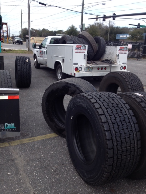 Jacksonville Mobile Tire Repair (904) 389-7233