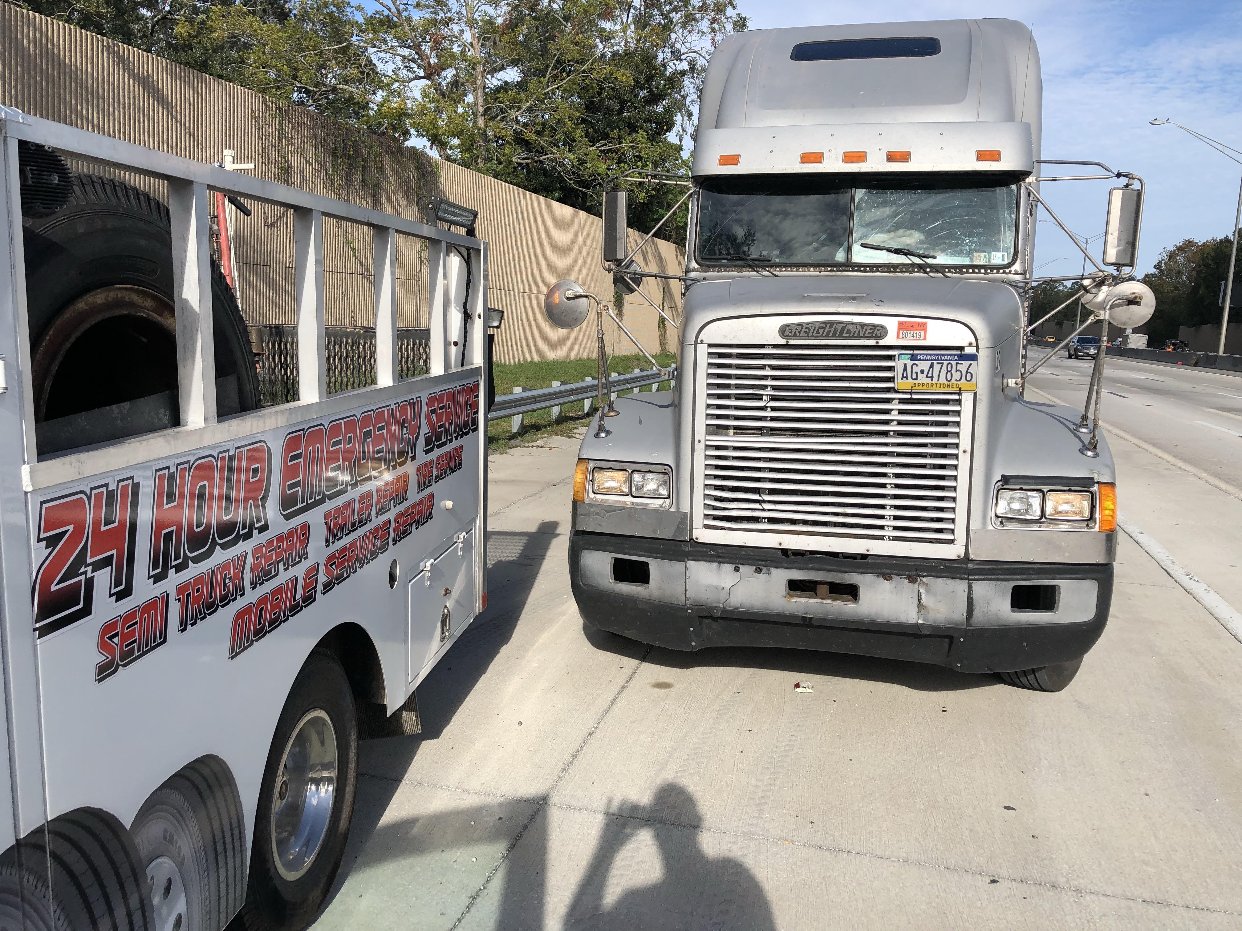 Southern Tire Fleet Service Llc 24 7 Tire Trailer Repair